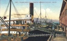 shi009095 - Steamer Ship Ships Postcard Postcards
