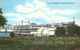 shi009104 - S.S. President Steamer Ship Ships Postcard Postcards