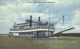 shi009110 - Steamer Delta Queen Steamer Ship Ships Postcard Postcards