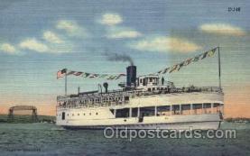 shi009111 - S.S. Wayne Steamer Ship Ships Postcard Postcards