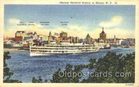 shi009116 - Steamer Hendrick Hudson Steamer Ship Ships Postcard Postcards