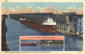shi009126 - Freighter   Steamer Ship Ships Postcard Postcards