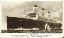 shi009137 - S.S. Leviathan United States Line, Lines, Ship Ships Postcard Postcards