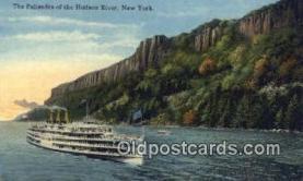 Palisades of The Hudson River