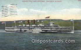 Albany, Day Line Steamer