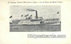 Charles Macalester, Mount Vernon, VA USA