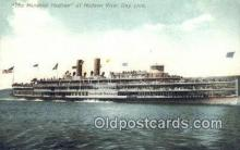 shi009236 - The Hendricks Hudson, New York, NY USA Steam Ship Postcard Post Cards