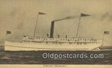 shi009263 - Dorothy Bradford Steam Ship Postcard Post Cards