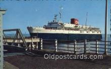 shi009265 - The Bluenose Bar Harbor, Maine, ME USA Steam Ship Postcard Post Cards