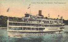 shi009277 - Hudson River Day Line Steamer, Peter Stuyvesant, New York, NY USA Steam Ship Postcard Post Cards