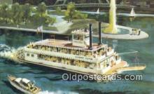 shi009284 - The New Gateway Clipper, Pittsburgh Pennsylvania, PA USA Steam Ship Postcard Post Cards