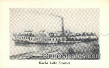 shi009309 - Kueka Lake Steamer, Wm L Hasley, Brooklyn, New York, NY USA