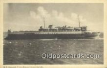 shi009318 - MV Abegwett Prince Edward Island, Canada Steam Ship Postcard Post Cards