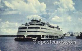 Steamer Admiral, St Louis, MO USA