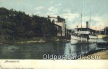 shi009334 - Hernosand Steam Ship Postcard Post Cards