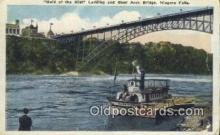shi009359 - Maid Of The Mist, Niagara Falls, New York, NY USA Ferry Postcard Post Card Old Vintage Antique