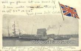 shi009386 - SS Princess Rupert  Steam Ship Postcard Post Cards