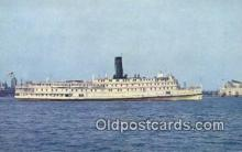 shi009421 - Baltimore Steam Packet Company, City Of Norfolk, Baltimore, Maryland, MD USA Steam Ship Postcard Post Cards