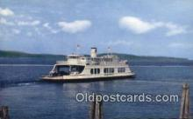 MV Adirondack, New York, NY USA