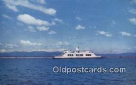 shi009430 - MV Adirondack, New York, NY USA Steam Ship Postcard Post Cards
