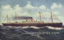 shi009506 - Steamship Baltic Steam Ship Postcard Post Cards