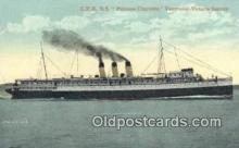 shi009518 - Steamer City Of Cleveland Steam Ship Postcard Post Cards