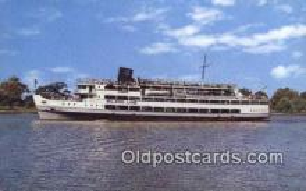 shi009523 - SS Mount Vernon, Washington, DC USA Steam Ship Postcard Post Cards