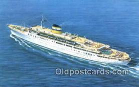 shi009585 - MS Viking Princess Steam Ship Postcard Post Cards