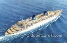 shi009598 - Queen Frederica Steam Ship Postcard Post Cards