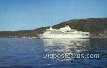 shi009600 - Norway Steam Ship Postcard Post Cards