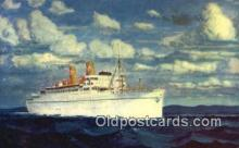 shi009612 - Canadian Pacific Liner, Empress Of France, Canada Steam Ship Postcard Post Cards