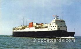 shi009620 - MMVS John Hamilton Grey, Edward Island, Canada Steam Ship Postcard Post Cards