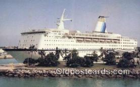 shi009627 - The MS Scandinavia, Scandinavia  Steam Ship Postcard Post Cards