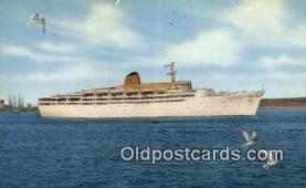 shi009633 - SS Fairstar Steam Ship Postcard Post Cards