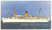 shi009644 - SS Florida, Miami, Florida, FL USA Steam Ship Postcard Post Cards
