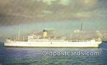 shi009645 - SS Nassau Steam Ship Postcard Post Cards