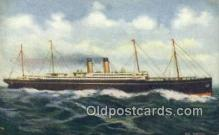 shi009653 - Steamer Baltic Steam Ship Postcard Post Cards