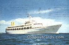 shi009655 - Steam Ship Postcard Post Cards