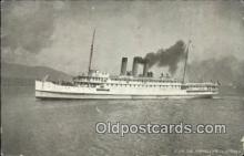 shi009661 - CPR SS Princess Victoria Steam Ship Postcard Post Cards