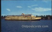 shi009663 - MV George Washington, Maryland, MD USA Steam Ship Postcard Post Cards