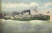 shi009686 - C And B Line Steamer City OF Buffalo, Cleveland, Ohio, OH USA Steam Ship Postcard Post Cards