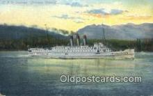 shi009716 - CPR Steamer Princess Victoria Steam Ship Postcard Post Cards