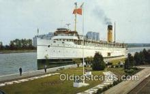 shi009728 - SS Keewatin, Lake Huron Steam Ship Postcard Post Cards