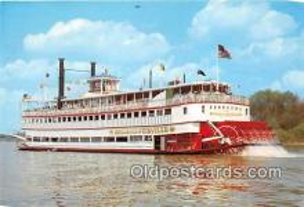 shi009951 - Ferry Boat Postcard
