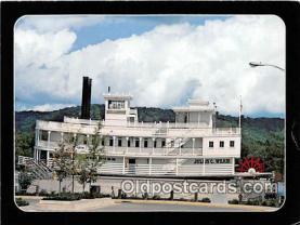 shi009956 - Ferry Boat Postcard