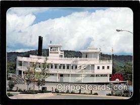 shi009959 - Ferry Boat Postcard