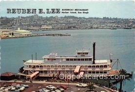 shi009962 - Ferry Boat Postcard