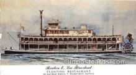 Reuben E Lee Riverboat Restaurant