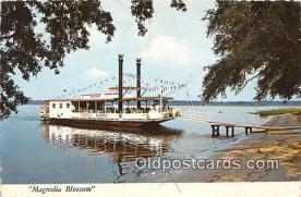 Magnolia Blossom, Sternwheel Riverboat