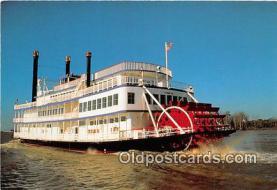 Steamboat Casino Cruises, Stern of Diamond Lady